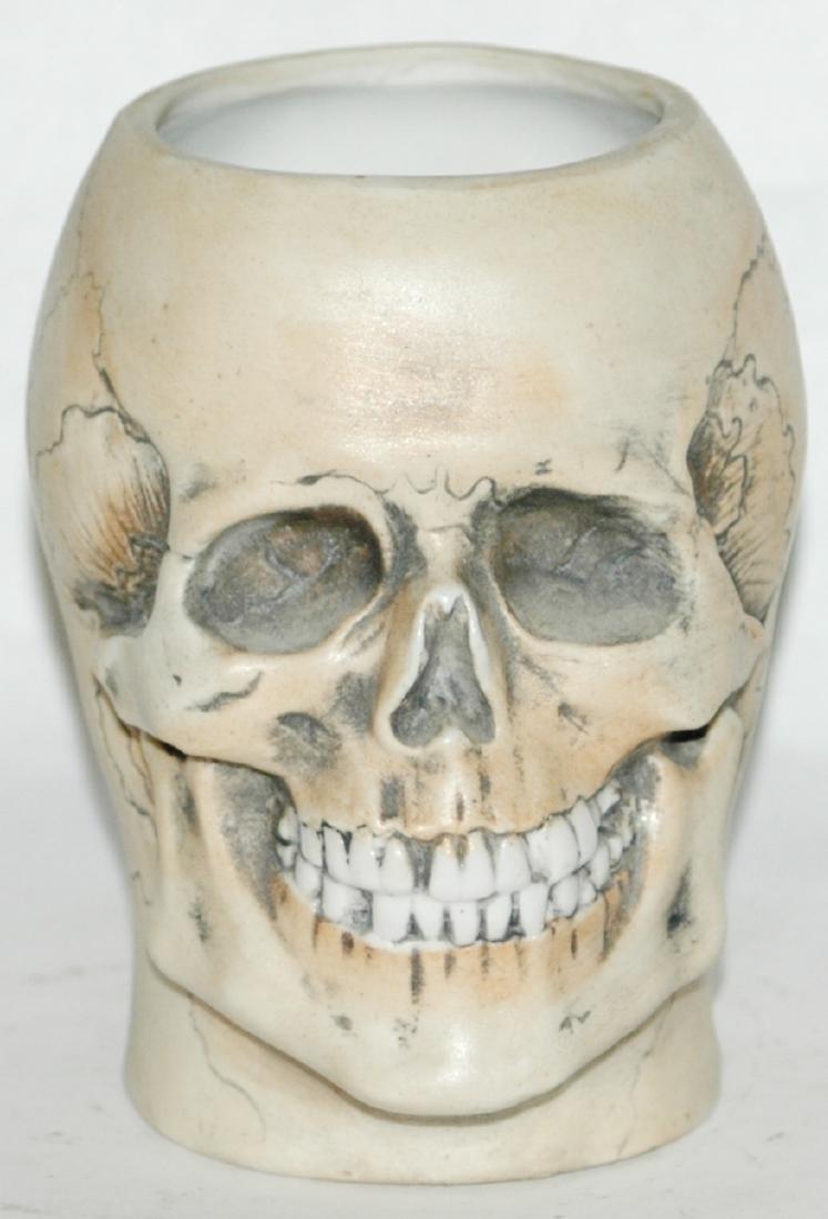 Double Sided Skull 3/10L Character Bohne Beaker - 2