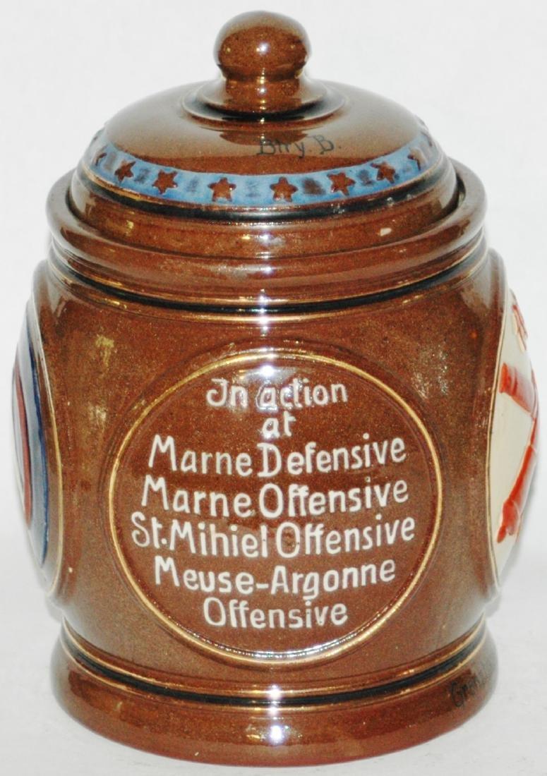 Dumler & Breiden Regimental Tobacco Jar - 2