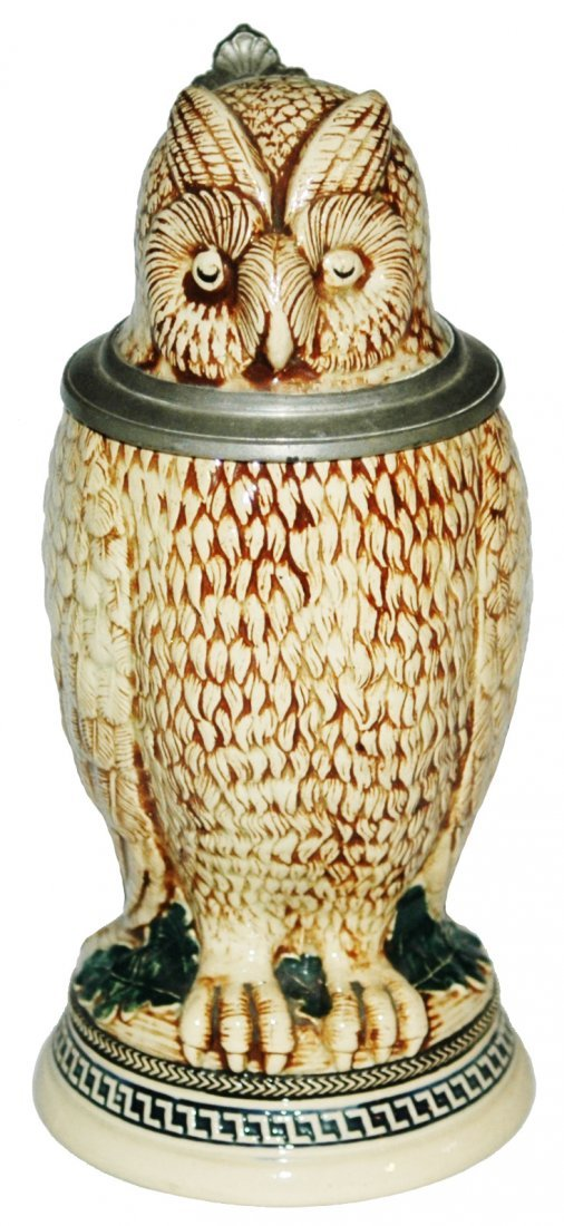 Owl Character Stein