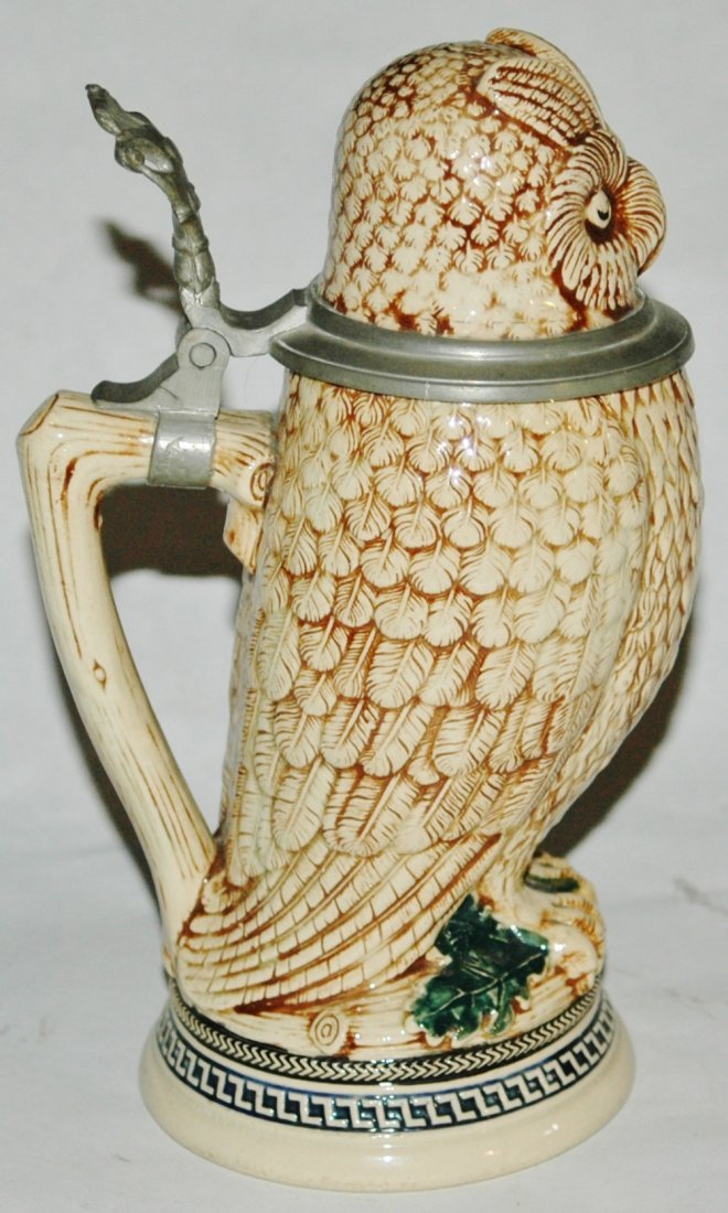 Owl Character Stein - 2