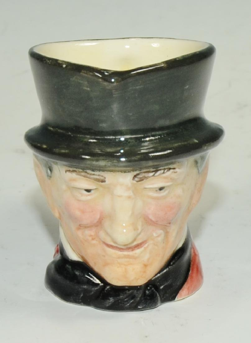 Group of Four Royal Doulton Toby Jugs - 3
