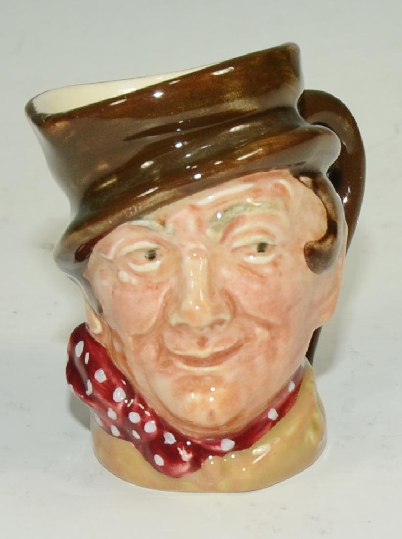 Group of Four Royal Doulton Toby Jugs - 2