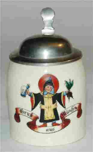 Pottery 116L POG mini stein