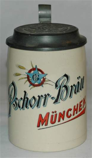 Brewery Stein 12L Pottery