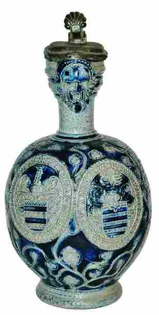 1L Raren Dated 1612 Family Shields Stein