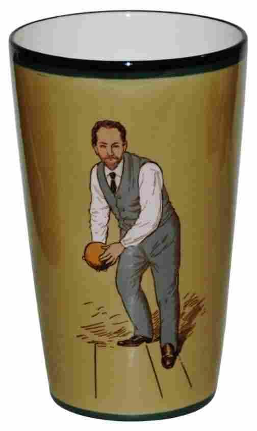 Uncommon Villeroy & Boch Bowler Beaker