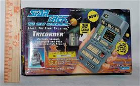 1993 STAR TREK STNG Tricorder MIB Collectors Editi