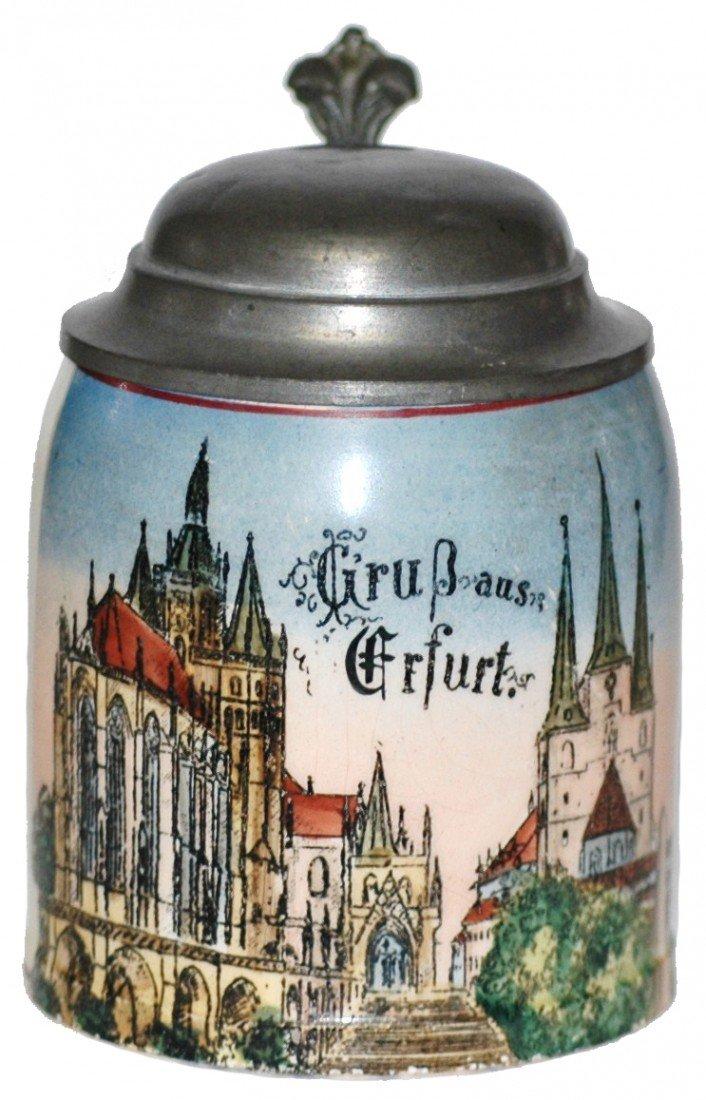 21: Pottery POG Miniature Souvenir Stein