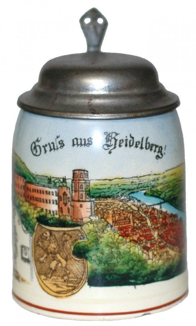 20: Heidelberg Souvenir Mini Stein