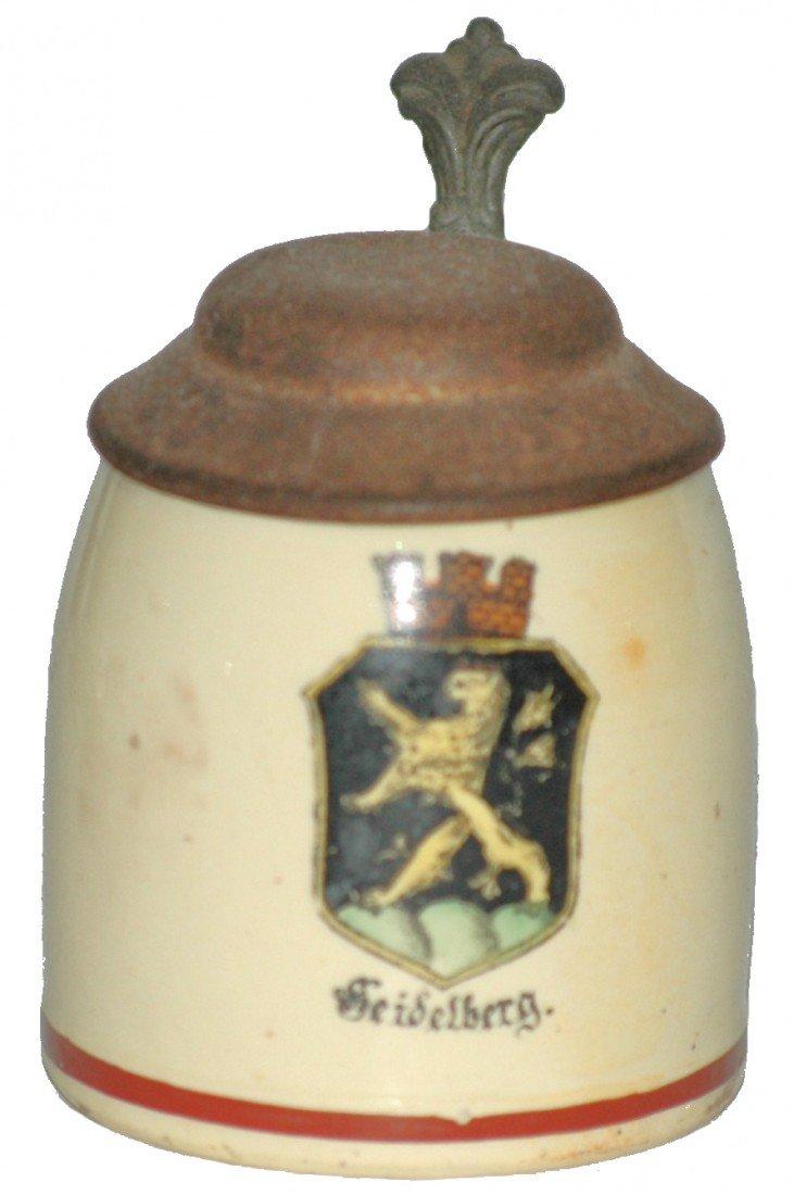 24: Heidelberg Shield Mini Stein