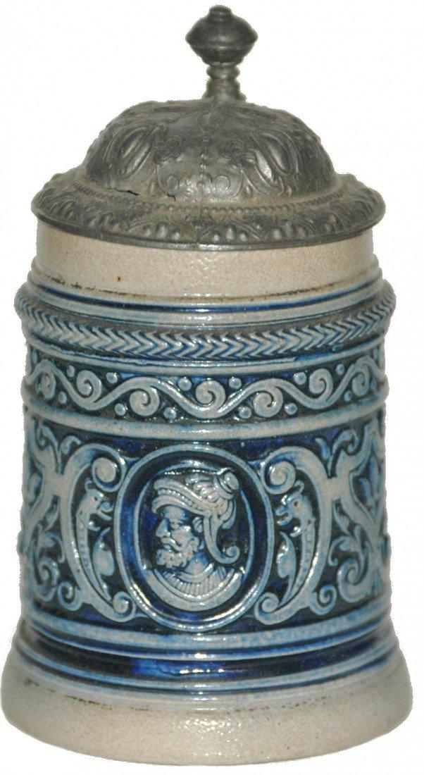 1: Miniature Stoneware Stein