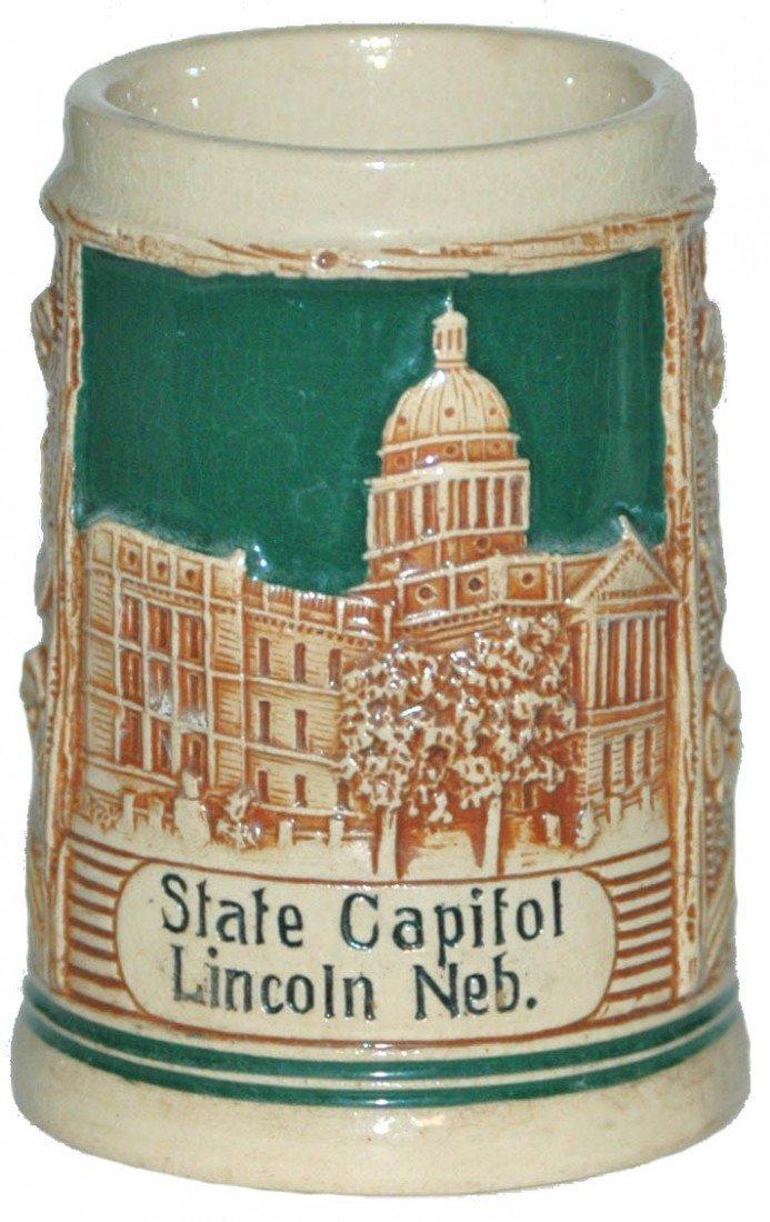 15: Lincoln Nebraska Souvenir Mug