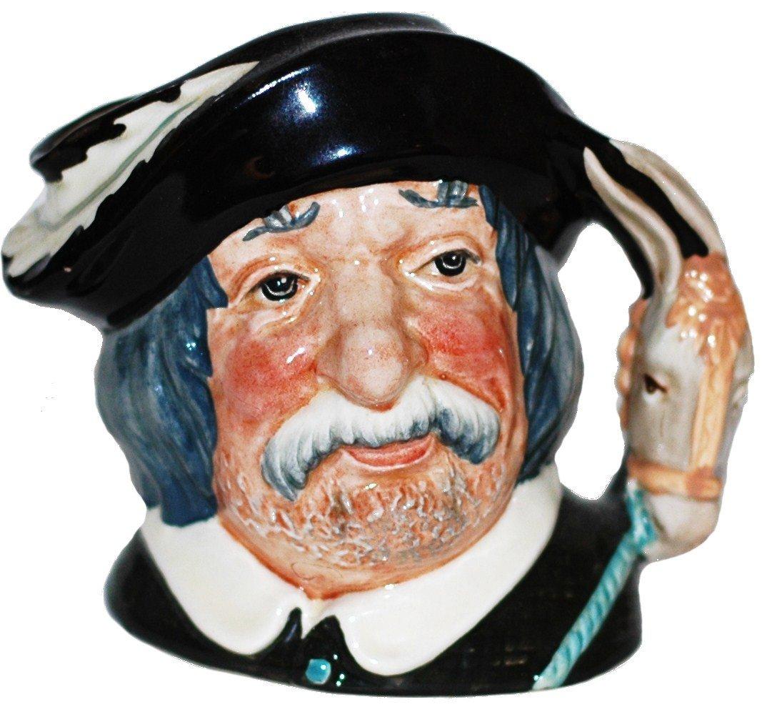 24: Royal Doulton Small Toby Mug of Sancho Panza