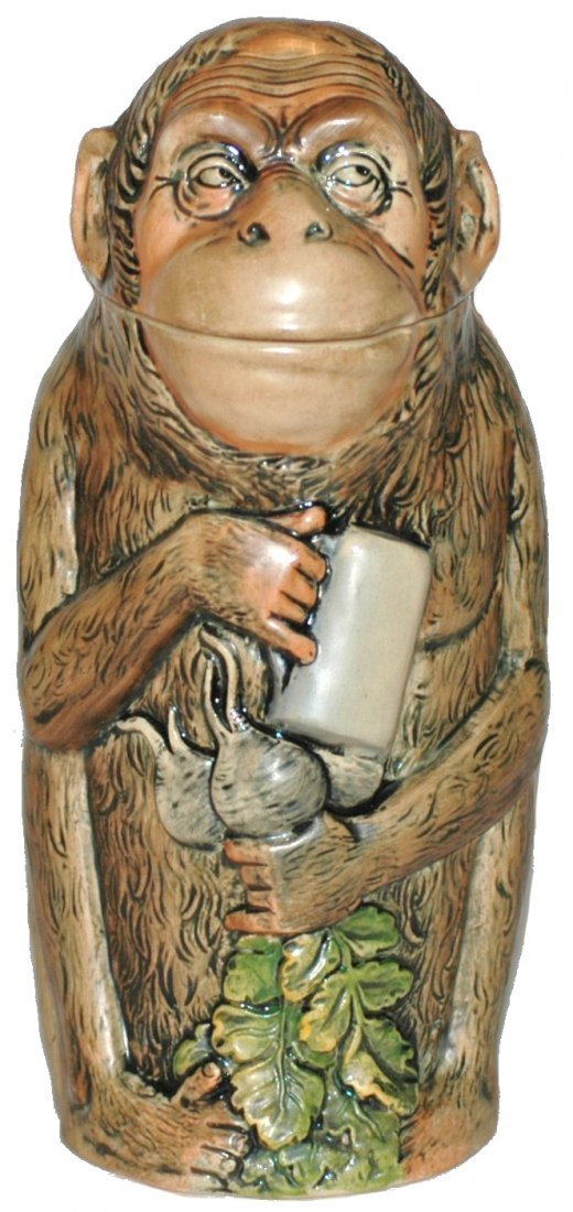 335: Monkey Character Stein