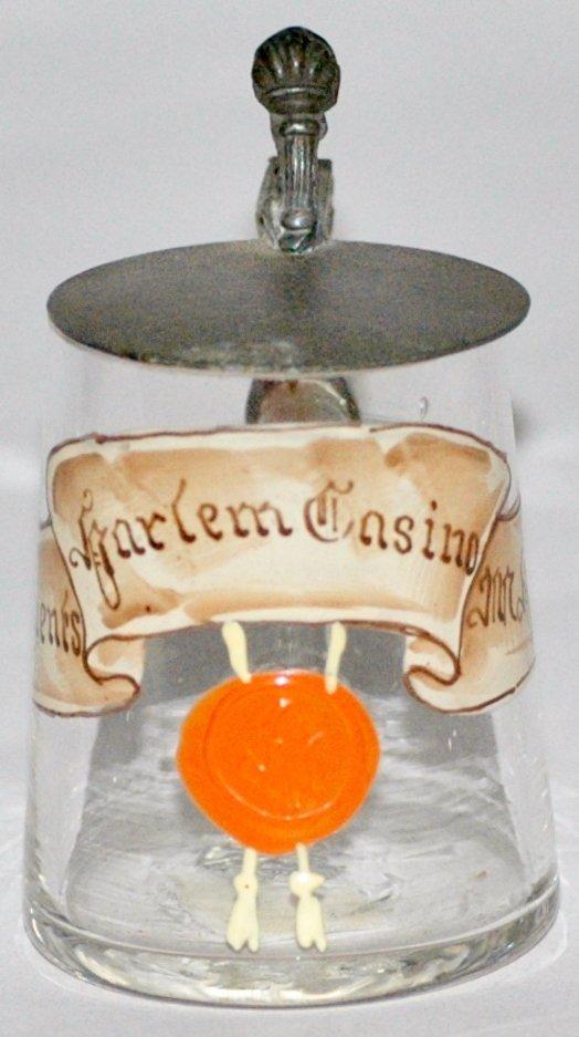 Verse & Seal Glass 1/32 L. Mini Stein