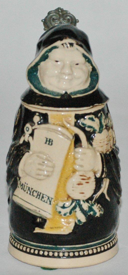 Reinemann 1/16L. Munich Child Character Stein