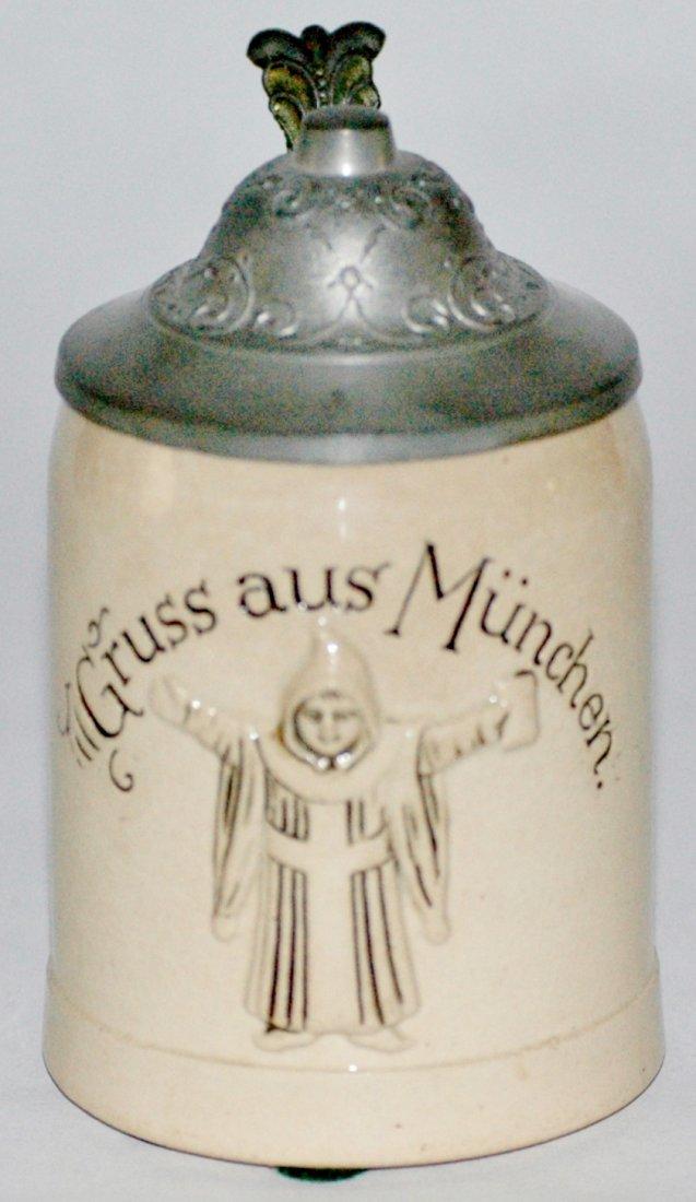 Munich Child 1/8 L. Mini Stein