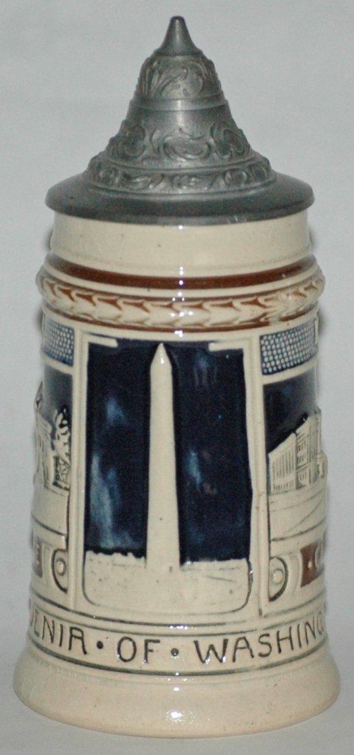 Washington Souvenir Miniature Stein