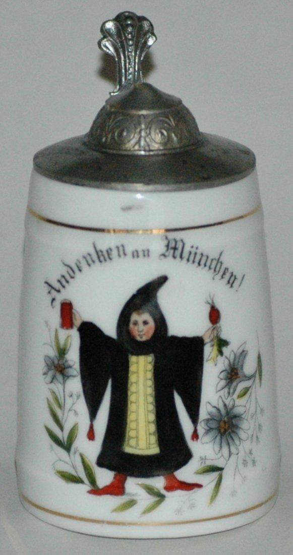 Munich Child POG Miniature Stein