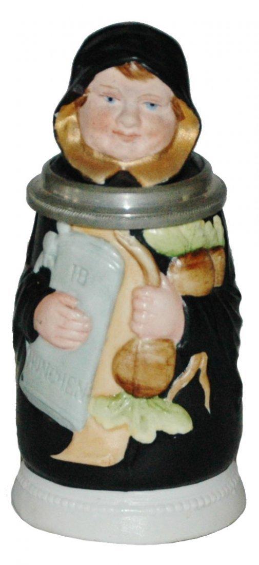 1/16 L Miniature Reinemann Character Stein