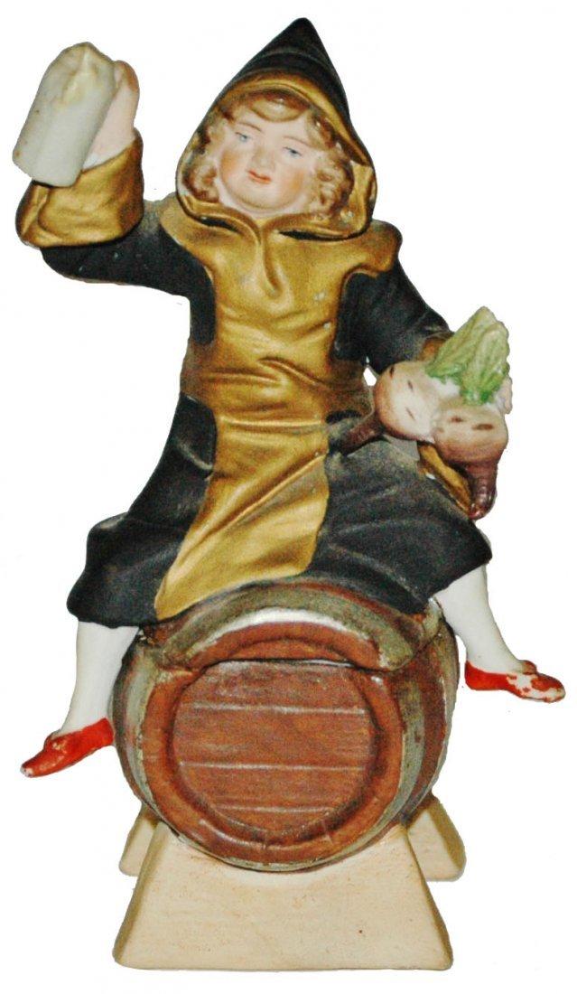 Porcelain Munich Child Figure