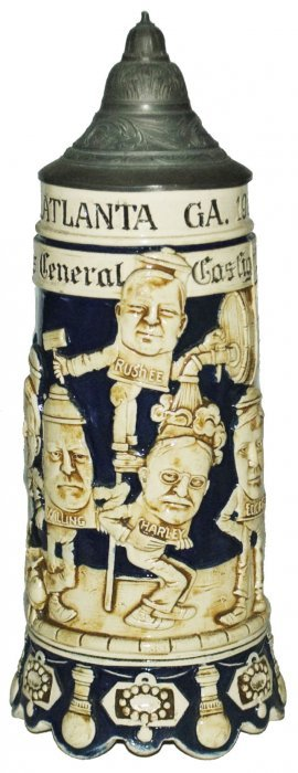 1912 Advertising Stein General Gas Light Company