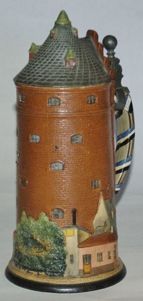 Tower Of Lubek Character Stein