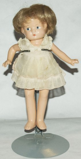 1930's Patsyette Effanbee Doll All Composition