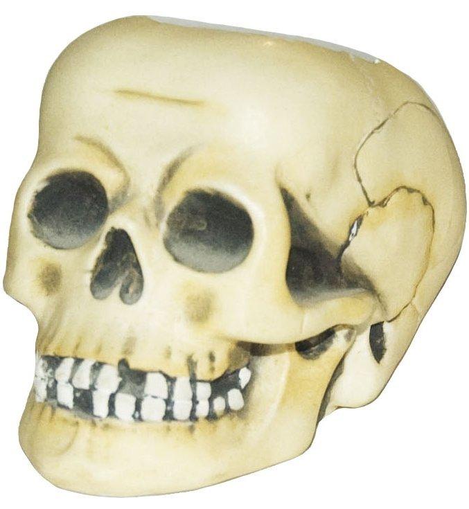 Bohne Porcelain Skull Character Match Striker