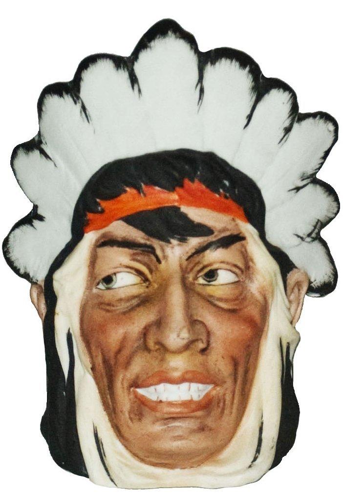 Bohne Indian Character Mug 1/4 L