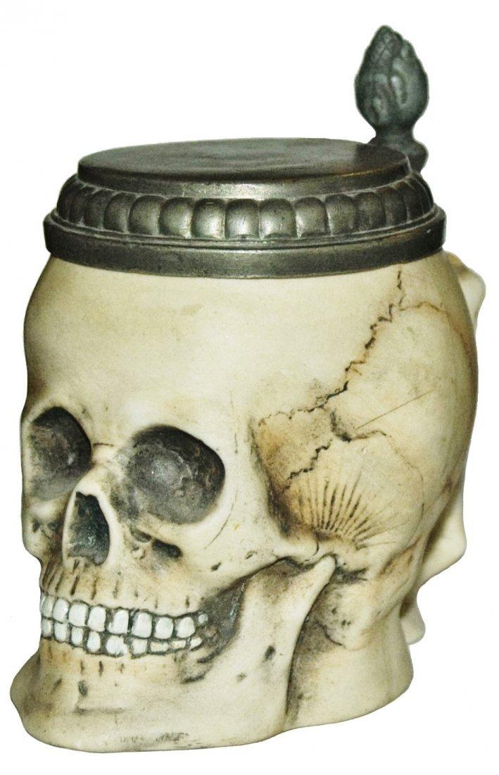 Bohne Skull Character Stein 1/4L