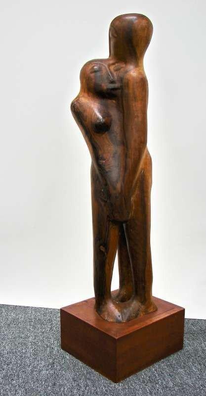 178: IMPORTANT Selinger Sculpture SHOAH Bernheim Jeune