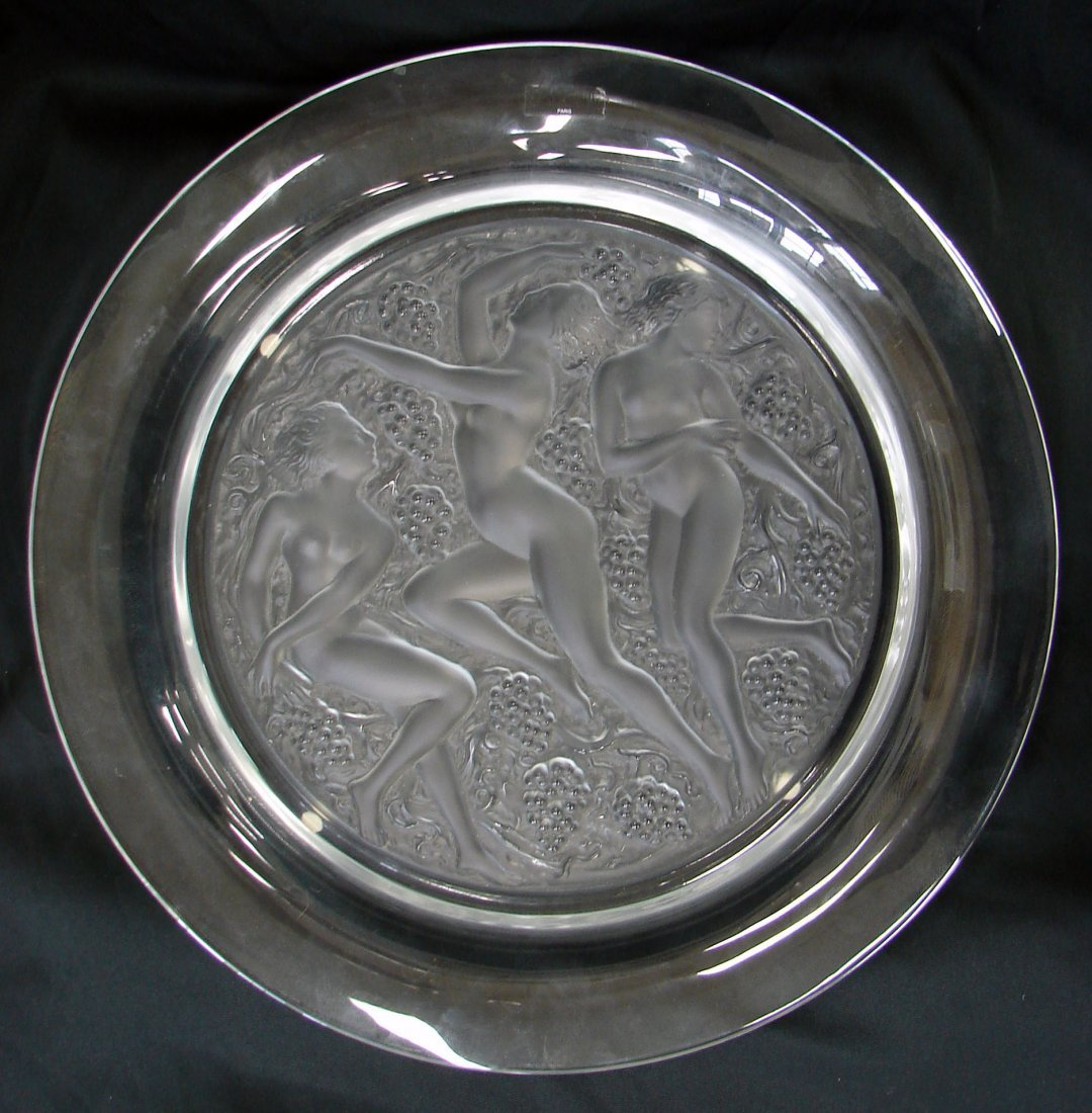 1: Lalique Cote d'Or Bowl