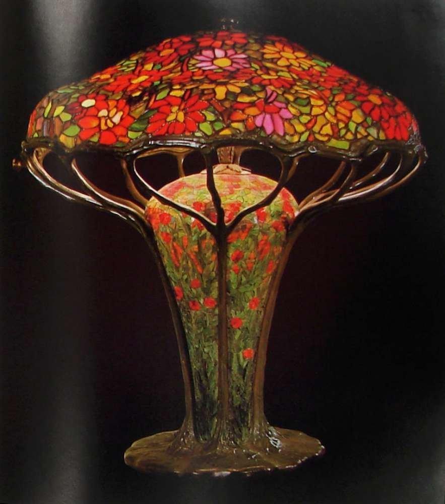 8: Feldstein LAMPS OF TIFFANY STUDIOS