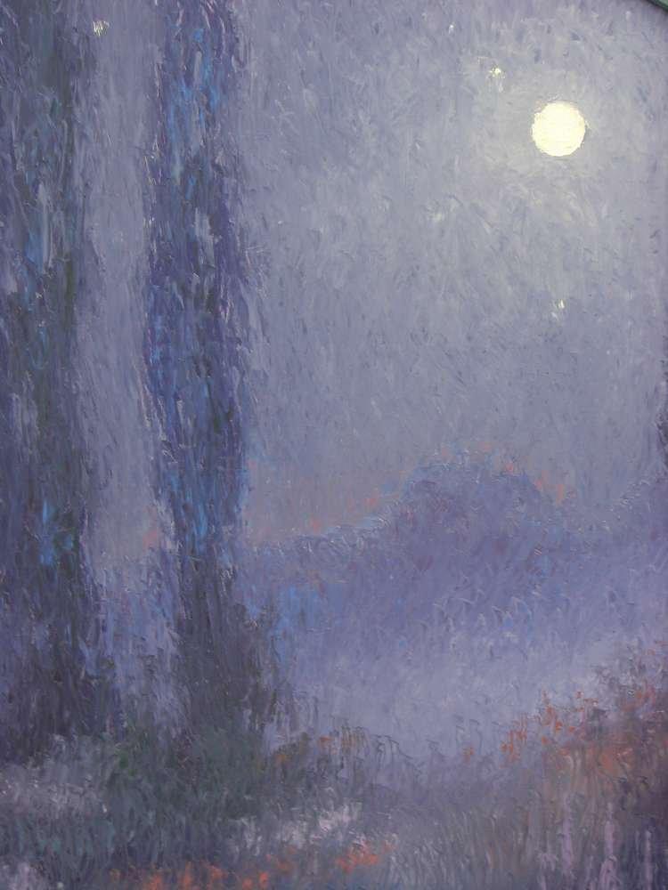 "123: George T. ""Tommy"" Thurmond American Impressionist  - 4"