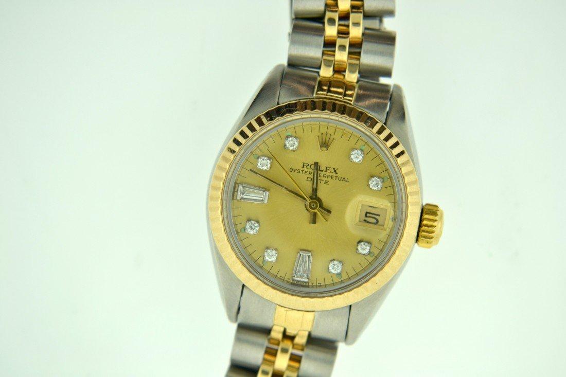 Ladies Rolex Two-Tone