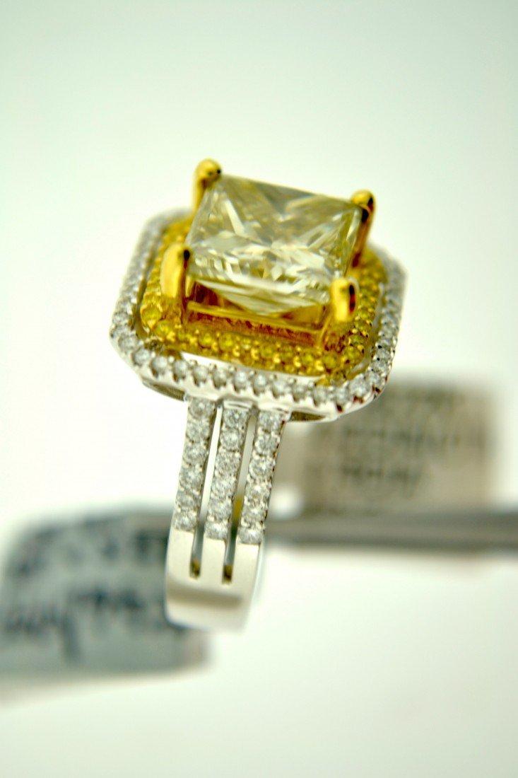 Diamond Ring Appraised Value: $85,275