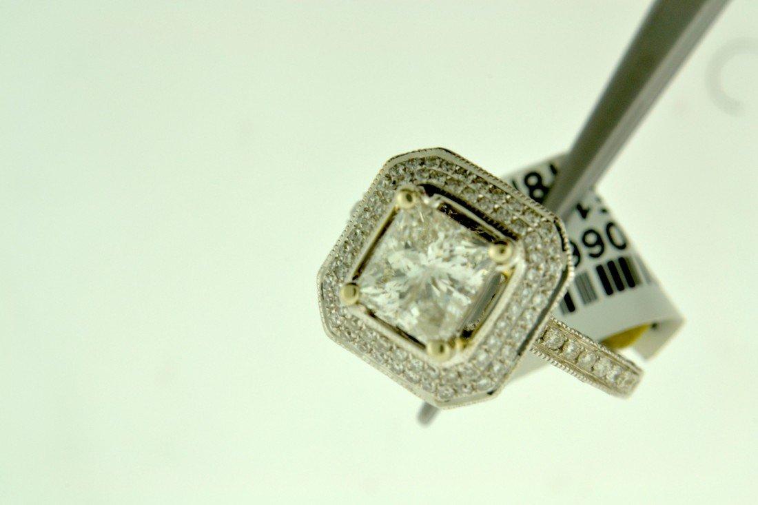 Diamond Ring Appraised Value: $18,500