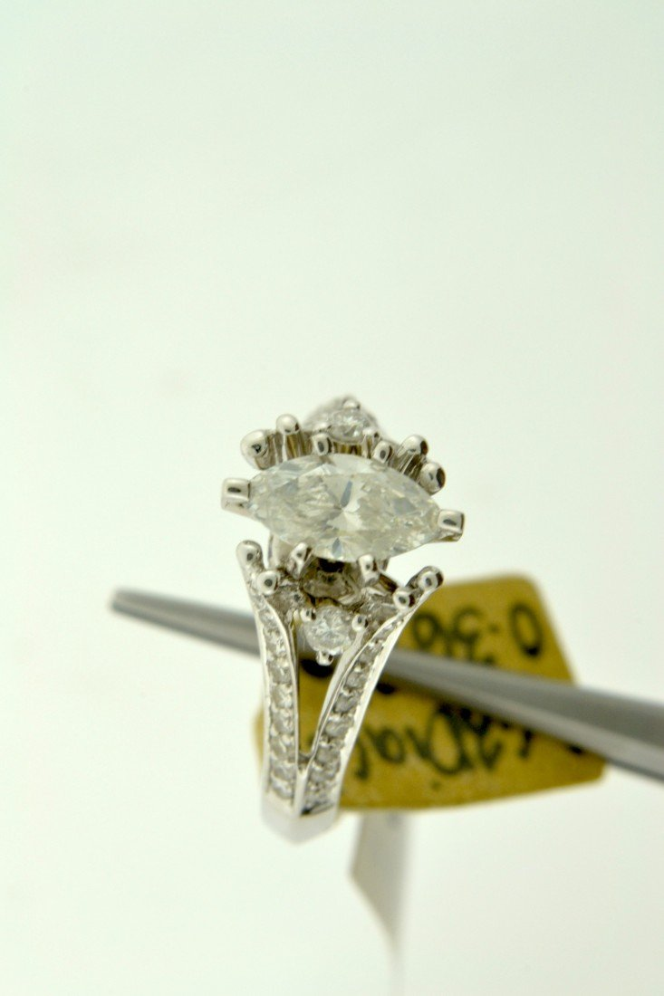 Diamond Ring Appraised Value: $6,550