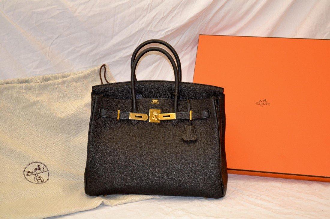 Genuine Brand New Hermes-Birkin
