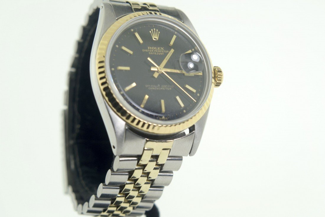 Gentlemens Rolex Two Tone Watch Appraised Value: $5880