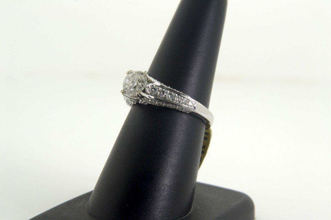 Diamond ring Appraised Value: $20880