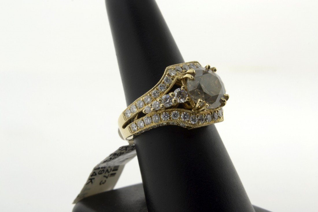 Diamond Ring  Appraised Value: $28,100