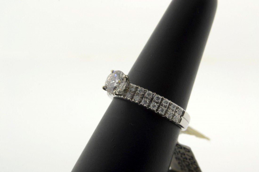 Diamond Unity Ring  Appraised Value: $11,100