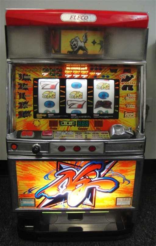 Chinese Slot Machines