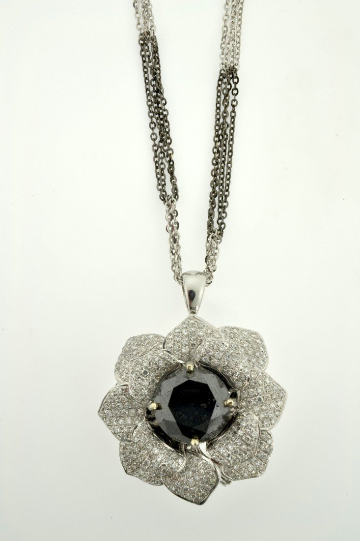 Black and White Diamond Combination Appraised Value: $3