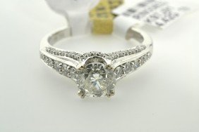 Diamond Ring Appraised Value: $20,880