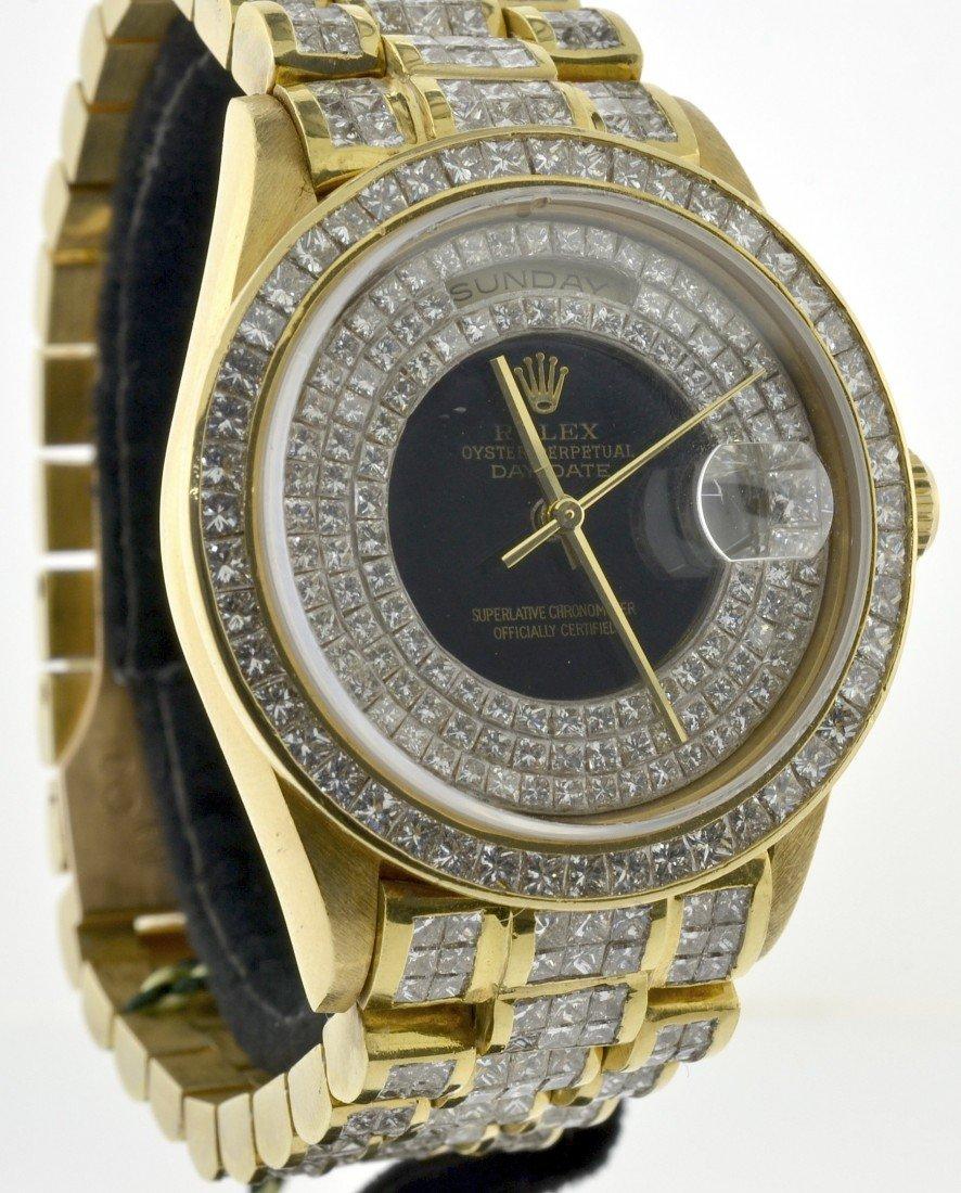 Rolex Super President Wristwatch Appraised V.: $121,000