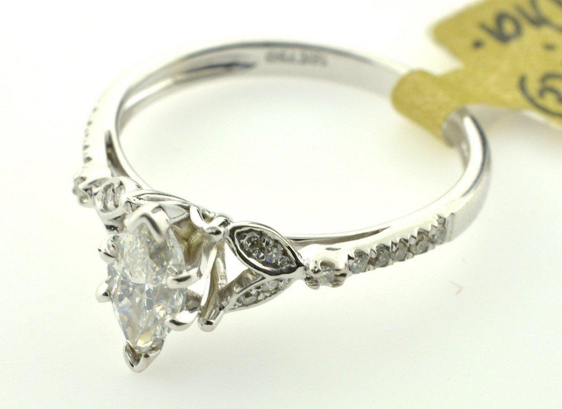 Diamond Ring Appraised Value: $5,725