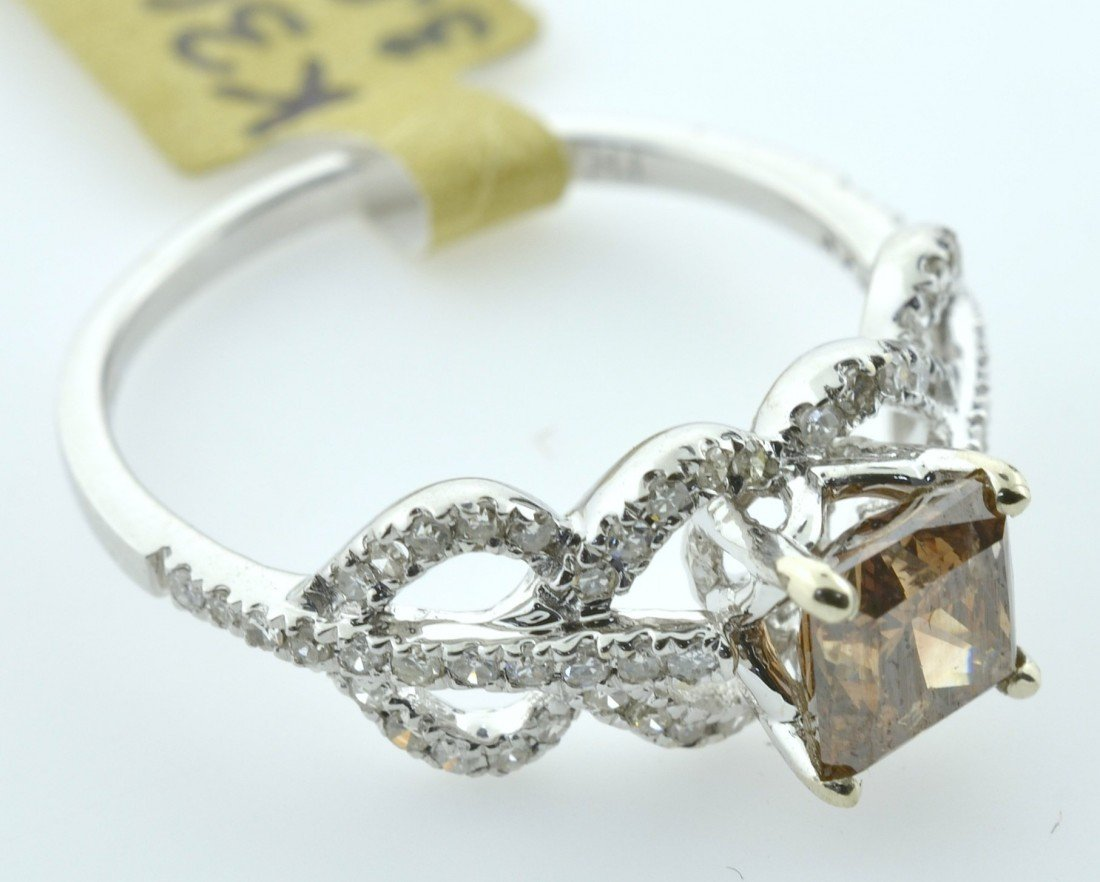 Diamond Ring Appraised Value: $9,300